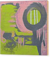 In My Sights Wood Print