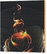 In The Dark Wood Print