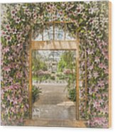 In The Palace Of Dreams Wood Print