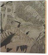 In The Sumac Wood Print
