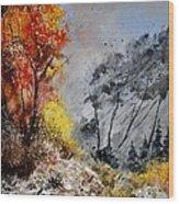 In The Wood 453101 Wood Print