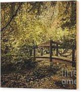 In Wonder Wood Print