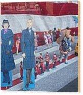 Inauguration Parade 2013 Wood Print