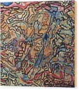 Inca Wood Print