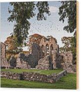 Inch Abbey Wood Print