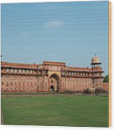 India, Agra The Red Fort Of Agra This Wood Print