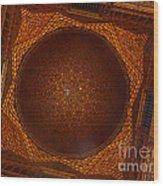 Indoor Stars Wood Print