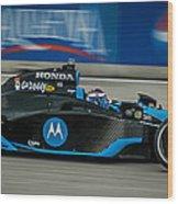 Indy Car 7 Wood Print