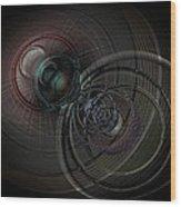 Echoes Of A Soul 1 Wood Print