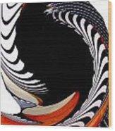 Infinity Dancer 8 Wood Print