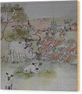 Inges Netherland Album Wood Print