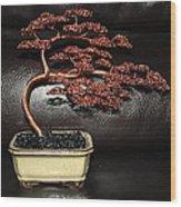 Inna's Tree 2012 Wood Print