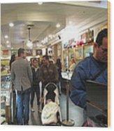 Inside World Famous Pawn Shop Wood Print