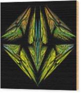 Insignia Wood Print