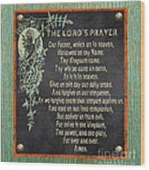 Inspirational Chalkboard-f2 Wood Print
