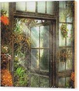 Inspirational - The Door To Paradise - Peter 1-11 Wood Print