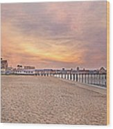 Inspirational Theater Old Orchard Beach  Wood Print