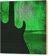 Instrument Wood Print