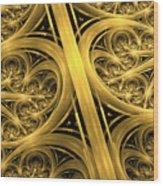 Interchange Wood Print