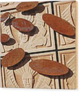 Interstate 10 Project Outtake_0010384 Wood Print