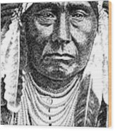 iPhone-Case-Chief-Joseph Wood Print