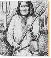 iPhone-Case-Geronimo Wood Print