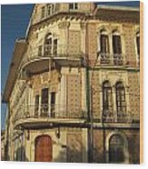 Iquitos Grand Hotel Palace Wood Print