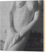 Ir Nude Standing 0041 Wood Print