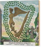 Ireland 1894 Wood Print