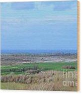 Ireland Landscape Wood Print