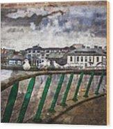 Ireland - Limerick Wood Print
