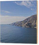 Irelands West Coast - Sleive League Wood Print