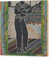 Irie Reggae 1 Wood Print by John Powell