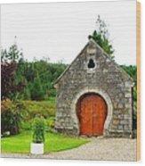 Irish Charm Wood Print