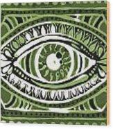 Irish Gypsi Wood Print
