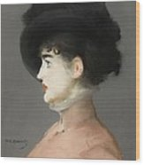 Irma Brunner Wood Print
