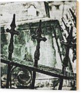 Iron Guard No.2 Wood Print