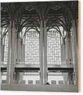 Iron Mosque Wood Print