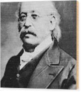 Isaac Mayer Wise (1819-1900) Wood Print