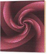 Isabella's Pinwheel Wood Print