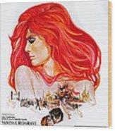 Isadora, Aka The Loves Of Isadora Wood Print