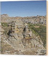 Isalo National Park Madagascar 2 Wood Print