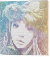 Isangelle Clariscendre Wood Print