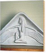 Isis  Wood Print