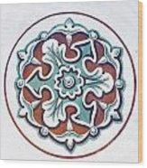 Islamic Art 03 Wood Print