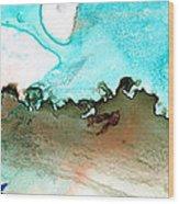 Island Of Hope Wood Print