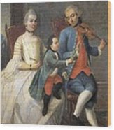 Islas, Andr�s De 18th C.. From Castizo Wood Print