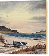 Isle Of Mull Scotland Wood Print
