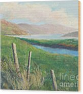 Isle Of Skye IIi Wood Print