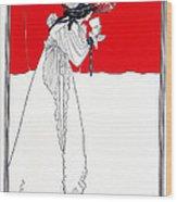 Isolde 1899 Wood Print